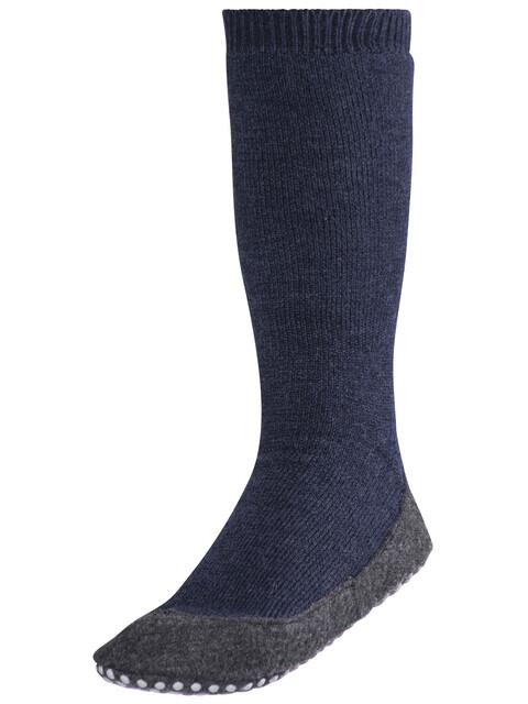 Falke Cosyshoes SO - Chaussons Enfant - gris/bleu